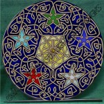 Celtic Art Therapy - A Mindfulness Tool - Celtic 5 Stars