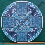 Celtic Art Therapy - A Mindfulness Tool - Celtic Cross