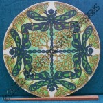 Celtic Art Therapy - A Mindfulness Tool - Celtic Dragonflies