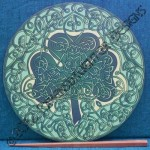 Celtic Art Therapy - A Mindfulness Tool - Celtic Shamrock