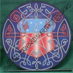 Celtic Art Therapy - A Mindfulness Tool - Celtic Star Shield